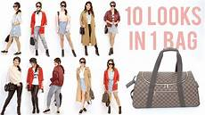 10 Ideas In A Travel Carry On Bag Style Mix
