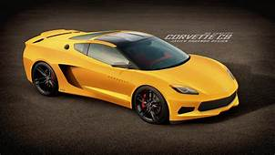 Mid Engined Chevrolet Corvette To Debut In January 2018