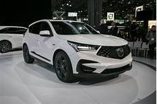 2019 acura rdx receives an a spec variant automobile