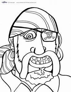 printable pirate coloring page 3 coolest free printables