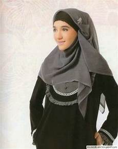 Update Model Jilbab Segi Empat Terkini Rahasia Model