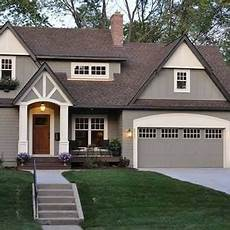 love these exterior colors brown roof with gray and house colors house paint exterior