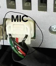 nissan juke mic connector