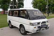 no reserve 1991 mitsubishi delica 4wd turbo diesel for sale bat auctions sold for 6 650