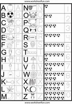 alphabet worksheets for pre kindergarten 23708 letters and numbers tracing worksheet free printable worksheets worksheetfun