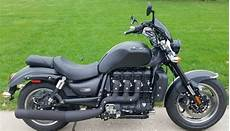 triumph rocket 3 roadster classic blacked out performance