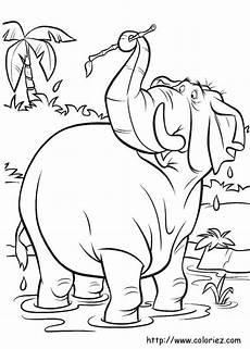 coloriages le livre de la jungle selva dibujo p 225 ginas