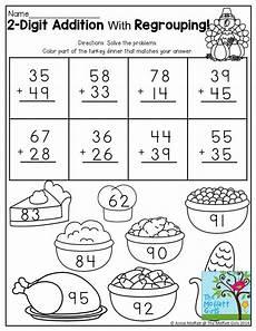 addition worksheets for grade 1 with regrouping 8863 november filled learning resources fichas de exerc 237 cios de matem 225 tica atividades de