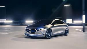 Mercedes Benz Concept EQ 4K 3 Wallpaper  HD Car