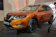 X Trail - nissan x trail suv facelifted model revealed with subtle