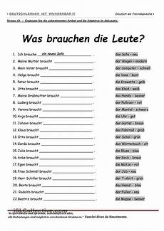 german with a1 worksheets 19596 331 best images about deutsche grammatik on