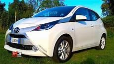 New Toyota Aygo 2017 Test Drive Eng Ita Sub