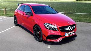 Mercedes AMG A45 2016 Review Two Minute Road Test