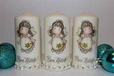 candele decorate per natale le creazioni di maichi candele decorate