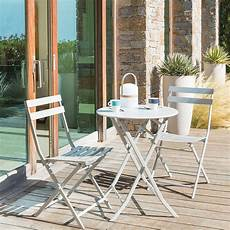 table de jardin pliante ronde greensboro galet hesp 233 ride 2