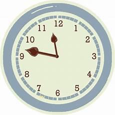 Zeit Sekunde Minute Und Stunde Lernen