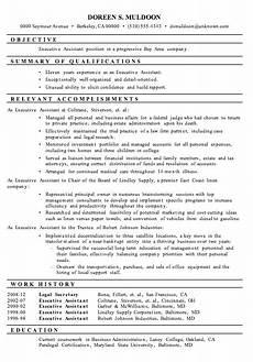 resume sle executive assistant job resume sles medical assistant resume functional resume