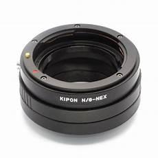 kipon nikon g lens to sony nex camera adapter nikon g nex eachshot com
