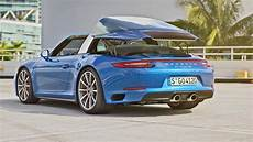 2016 Porsche 911 Targa 4 Official Trailer
