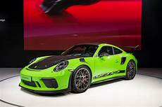 more for less 2019 porsche 911 gt3 rs weissach package
