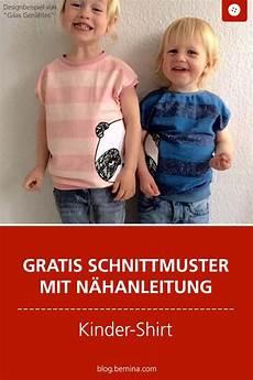 T Shirt Malvorlagen Kostenlos Kinder N 228 Hanleitung Mit Schnittmuster F 252 R Ein Basic Kindershirt