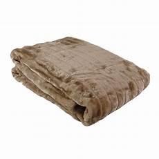 Decke Felldecke In Nerzoptik 150 X 200 Cm Decke Tagesdecke