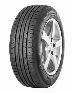 sommerreifen continental 215 60 r17 96h ecocontact 5