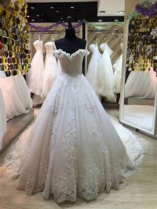 Princess Cut Wedding Gown