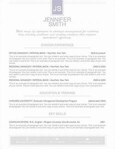 elegant resume template premium line of resume cover letter templates easy edit with ms