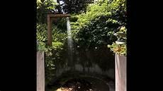Outdoor Duschen Im Garten