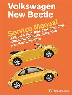 old cars and repair manuals free 2010 volkswagen passat interior lighting front cover vw volkswagen new beetle service manual
