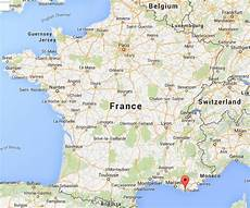 carte toulon where is toulon on map of