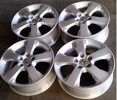 honda accord factory oem alloy wheels rims 17x6 1 2 2010