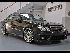 2007 mercedes e class w211 by prior design top speed