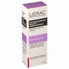 lierac prescription anti pigmentflecken intensiv
