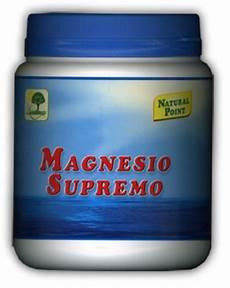 potassio supremo magnesio supremo barattolo point erboristeria
