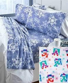 cozy king fleece sheet set ebay