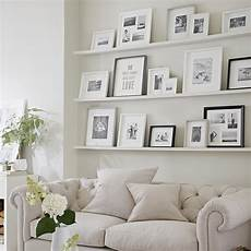 Home Decor Ideas White Walls by Home Project Creating A Frame Wall The White Company