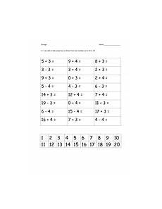 addition worksheets 1 to 20 9885 1 20 addition worksheet differentiated teaching resources