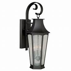 vaxcel lighting t0117 new bronze 3 light 6 quot wide outdoor wall sconce with photocell