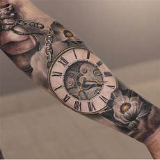 clock face tattoo best tattoo ideas gallery