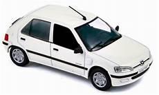 peugeot 106 electrique peugeot 106 electrique 1997 blanc norev 1 43 dernier et unique model ebay