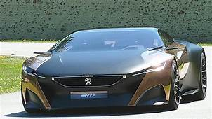 Peugeot Onyx Concept Car  GORGEOUS YouTube
