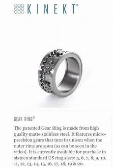 mechanics wedding ring