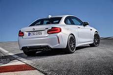 2019 bmw m2 competition officially unveiled
