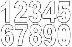 Ausmalbilder Zahlen Und Buchstaben Zahlenschablonen Zum Ausdrucken Kostenlos 04 Schablonen
