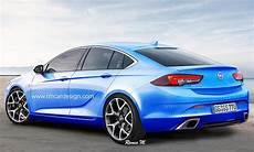 Opel Insignia Opc 2017 - opel insignia opc illustration autozeitung de