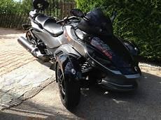 Annonce Moto Can Am Spyder Rs S Se5 Occasion De 2012 74