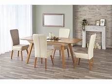 Table A Manger Rectangulaire Extensible L 140 247 190 Cm