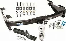 Complete Trailer Hitch Pkg W Wiring Kit For 2001 07 Chevy